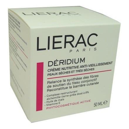 Lierac Deridium Anti-Falten Creme für sehr trockene Haut..